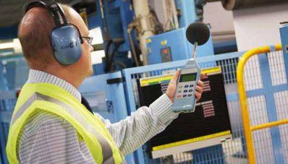 اندازه گیری عوامل شیمیایی در محیط کار