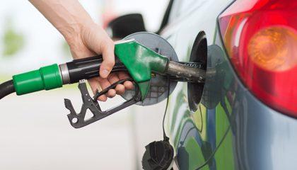 تجزیه شیمیایی بنزین