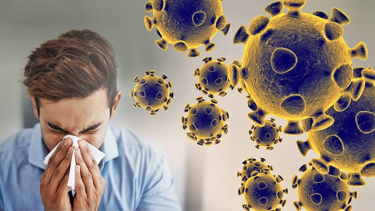 مبتلا به ویروس کرونا