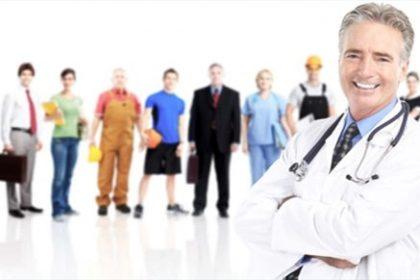 معاینات طب کار
