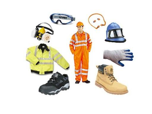 وسایل حفاظت فردی در محیط کار پرخطر